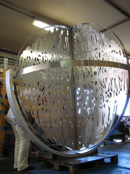 La World de Meynard - Atelier - 2009