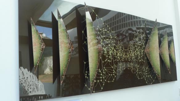 Atelier Meynard - Valbonne Sophia Antipolis - Oeuvre Fractale Connexion