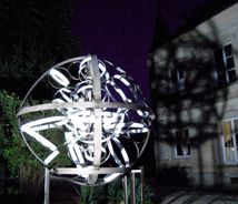 Meynard - Nuit - la Sculpture  World Champagne