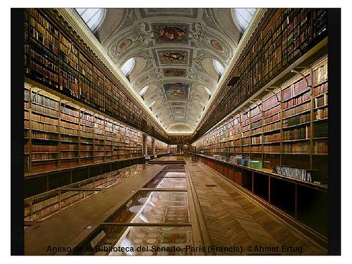 Ahmet Ertug - Photo Bibliothèque du Sénat - Paris