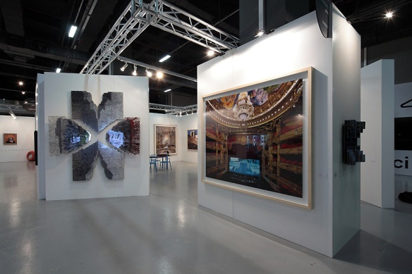 Art Fair Istanbul - Chez Riff Art Projects - Jean-Claude Meynard et Ahmet Ertug