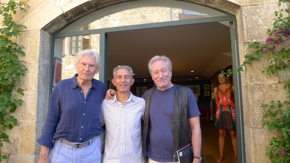 Peter Klasen, Mohamed Araba, Jean-Claude Meynard - Valbonne 2014