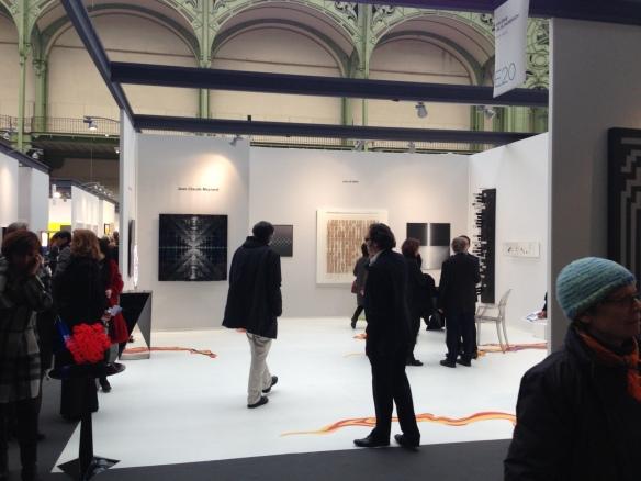 ART PARIS 2014 - JC Meynard - Galerie Lelia Mordoch - E 20