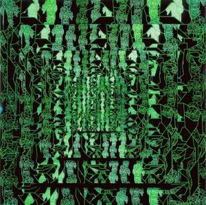 Matrice -2001 - Architecture en plexiglas 60x 60cm x 35 cm