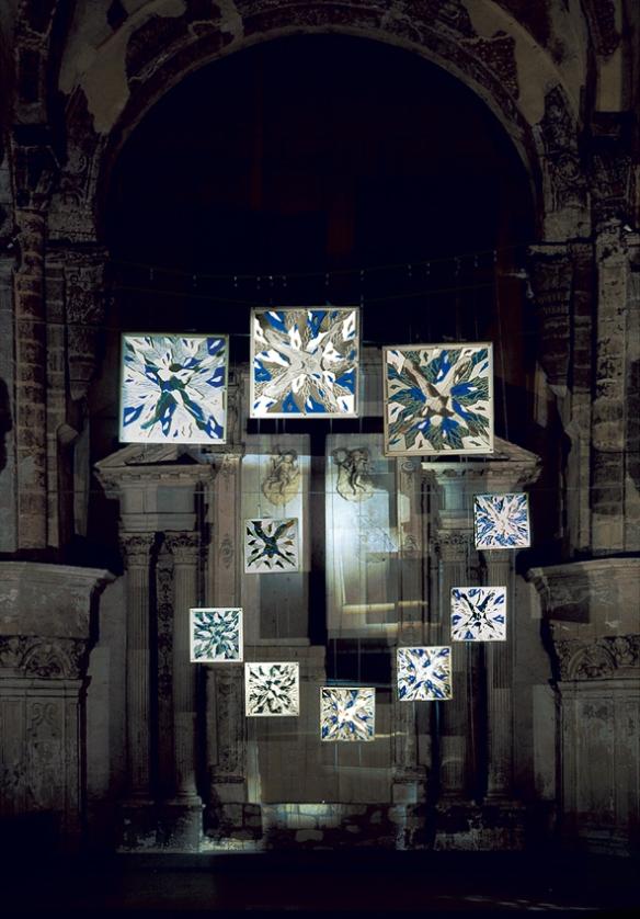 LES ICARES de Jean-Claude Meynard à l'Abbaye du Ronceray